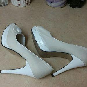 """High heels, size 8.  5"""" heel"""